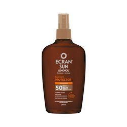 Olio Solare Ecran SPF 50 (200 ml)