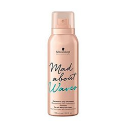 Shampoo Secco Mad About Waves Schwarzkopf (150 ml)