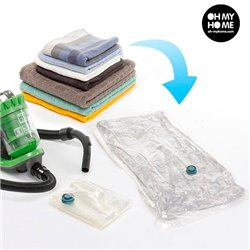 Vacuum Clothes Storage Bags (pack of 2)
