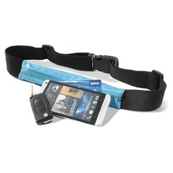 Ceinture de sport KSIX BXCIN01 Smartphone Bleu
