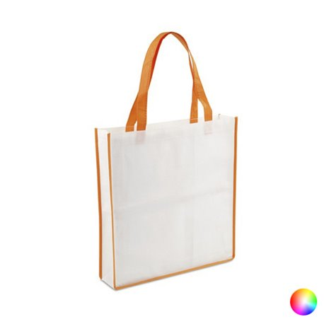 Shopping Bag 144316 Bianco/Rosso