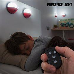 Fari LED Portatili con Telecomando Pockelamp (pacco da 4)