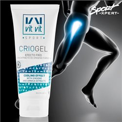 Sports Cold Effect Gel