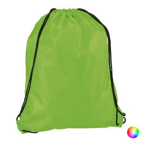 Zainetto con Cordini 144394 Colore - Verde Fluorescente