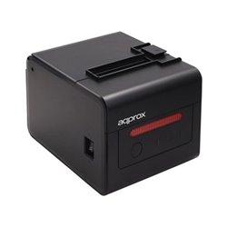 Stampante Termica approx! appPOS80WIFI Nero