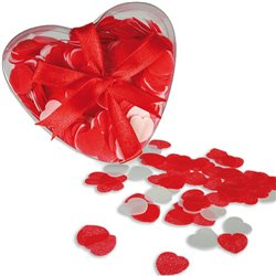 Big Heart Bath Confetti