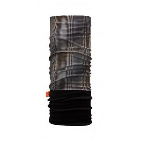 Scaldacollo Wind X-Treme Black Waves Poliestere