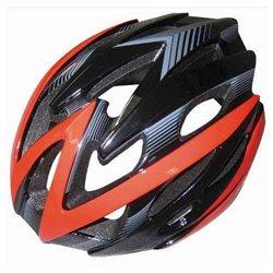 Casco da Ciclismo per Adulti Atipick Rosso (Taglia l)