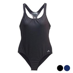 Costume da Bagno Donna Liquid Sport London Blu Marino 38