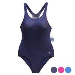 Costume da Bagno per Bambini Liquid Sport Hello Blu Marino 10 anni