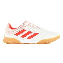 Scarpe da Calcio a 5 per Adulti Adidas Copa 19.3 In Bianco Arancio 45 1/3