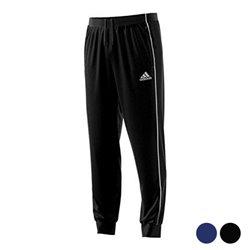 Pantalone di Tuta per Adulti Adidas Core 18 SW Nero XS
