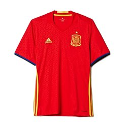 Maglia da Calcio a Maniche Corte Uomo Adidas FEF Spagna L