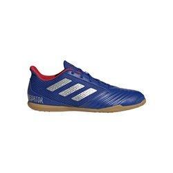 Scarpe da Calcio a 5 per Adulti Adidas Predator 19.4 IN Azzurro 46 2/3