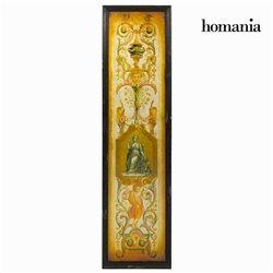 Pintura Espelho Castanho (35 x 2 x 130 cm) by Homania