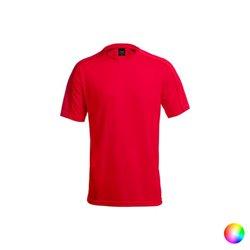 Kurzärmliges Sport T-Shirt Unisex 146221 Grün XXL