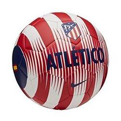 Pallone da Calcio Nike Atlético de Madrid Rosso