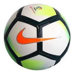 Pallone da Calcio Nike LaLiga Strike 17/18 Bianco
