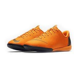 Nike Scarpe da Calcio Multitacchetti per Bambini Vapor X 12 Academy JR Arancio (Taglia 33 eu - 1.5y us)