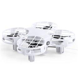 Drone Telecomandato WiFi USB Bianco 146136 Bianco