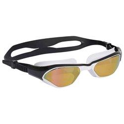 Occhialini da Nuoto per Adulti Adidas Persistar 180 M Nero Bianco (Taglia unica)
