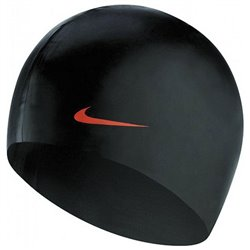 Cuffia da Nuoto Nike 93060-001 Nero (Taglia unica)