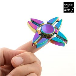 Fidget Spinner Rainbow II Gadget and Gifts