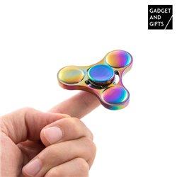 Fidget Spinner Rainbow III Gadget and Gifts