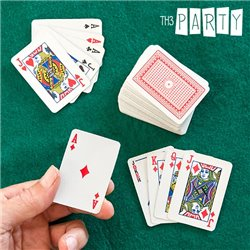 Th3 Party Mini Poker Cards