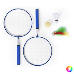 3 in 1 Racquet Set (5 pcs) 145126 Red