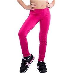 Leggings Sportivi per Bambini Happy Dance JR Fucsia 6 anni