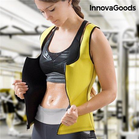 InnovaGoods Sportweste mit Saunaeffekt für Frauen XL