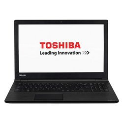 Toshiba Satellite Pro R50-E-13X Black Notebook 39.6 cm (15.6) 1366 x 768 pixels 7th gen Intel® Core™ i3 i3-7020U PS591E-08X04HCE