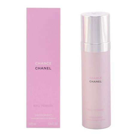 Deodorante Spray Chance Eau Tendre Chanel (100 ml)