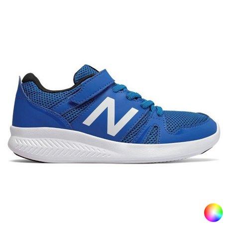 Scarpe da Tennis Casual Bambino New Balance YT570 Verde 30