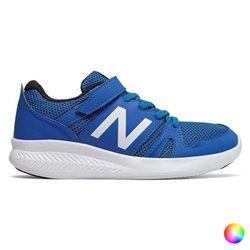 Scarpe da Tennis Casual Bambino New Balance YT570 Bianco 34.5