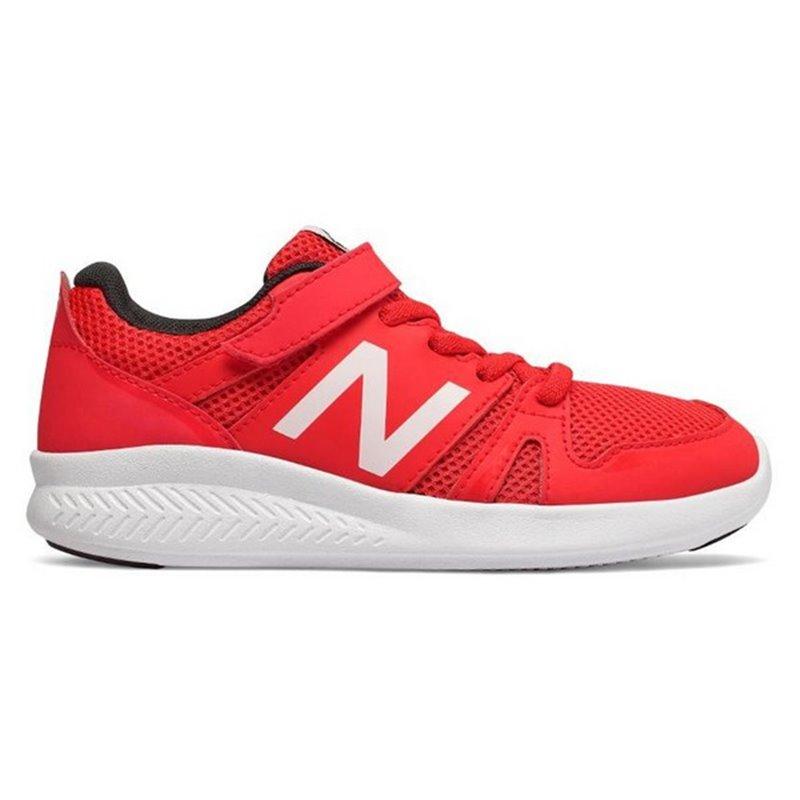 new balance bambini rosso