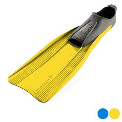 Pinne da Snorkel Cressi-Sub Clio Azzurro 41-42