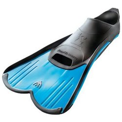 Pinne da Snorkel Cressi-Sub Light Adulti Azzurro 39-40