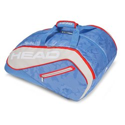Porta Racchette Padel Head Tour Team Azzurro