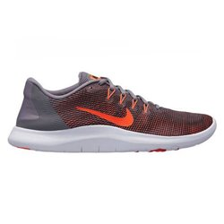 Nike Running Shoes for Adults Flex 2018 RN 40 Gris/Naranja