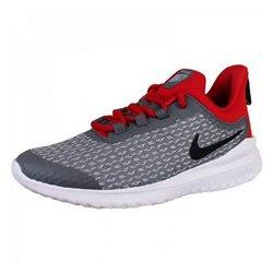 Nike Sapatilhas de Running Infantis Renew Rival 35,5 Cinzento/Alaranjado