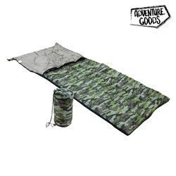 Sac de Couchage Adventure Goods 36088 (190 x 75 cm) Vert