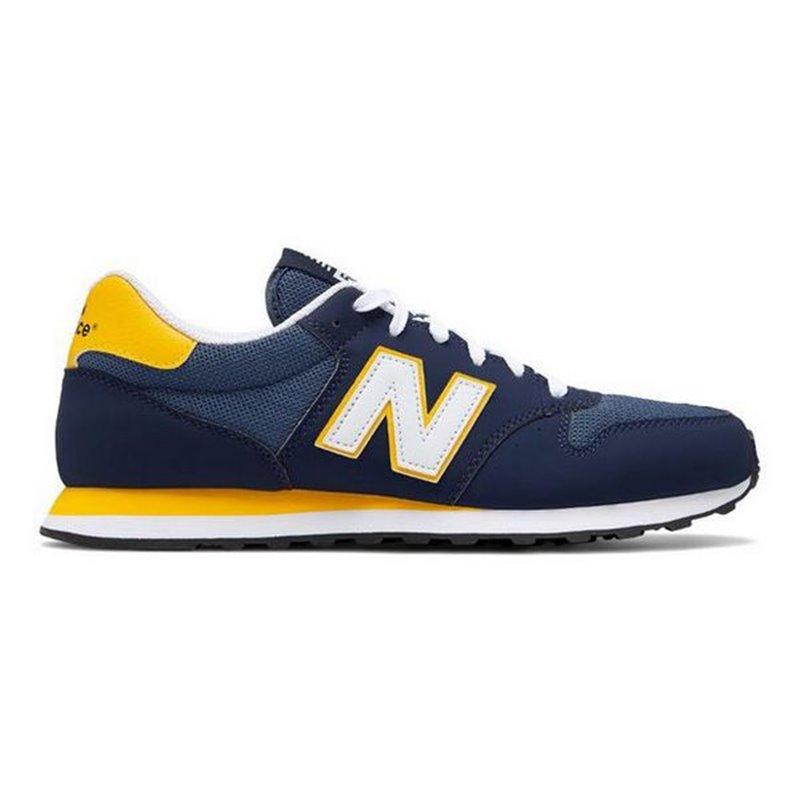 new balance 40 blu