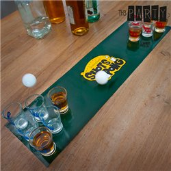 Jeu à Boire Shots Pong Th3 Party (15 Pièces)