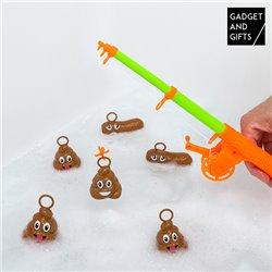 Gadget and Gifts Kackhaufen Angelspiel