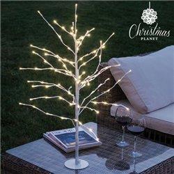 Árbol Nevado Decorativo Christmas Planet (112 LED)