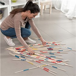 Giant Mikado Chopstick Set (31 Pieces)