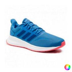 Scarpe Sportive per Bambini Adidas Runfalcon Grigio 31