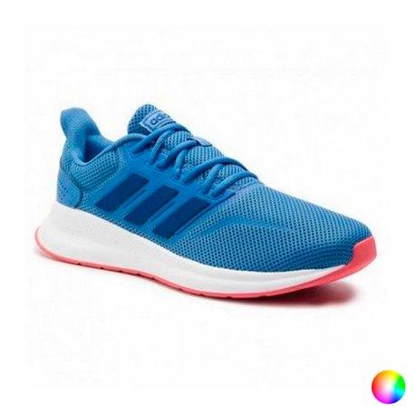 Scarpe Sportive per Bambini Adidas Runfalcon Grigio 33